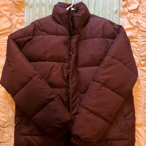 Urban Outfitters Men's Puffer Jacket